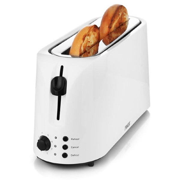 PRINCESS 프린세스 Long Slot Toaster Cool White PD-A2000