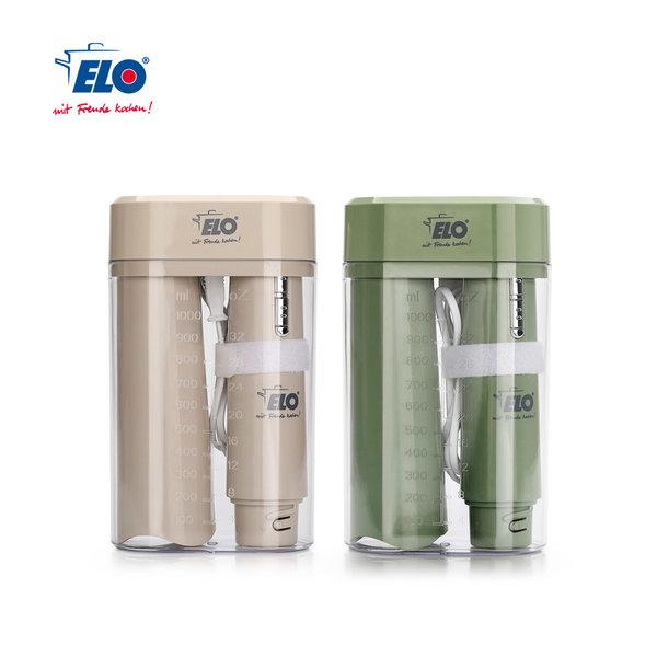 ELO 핸드블랜더 EL-H300BL / 제이드,베이지 택1