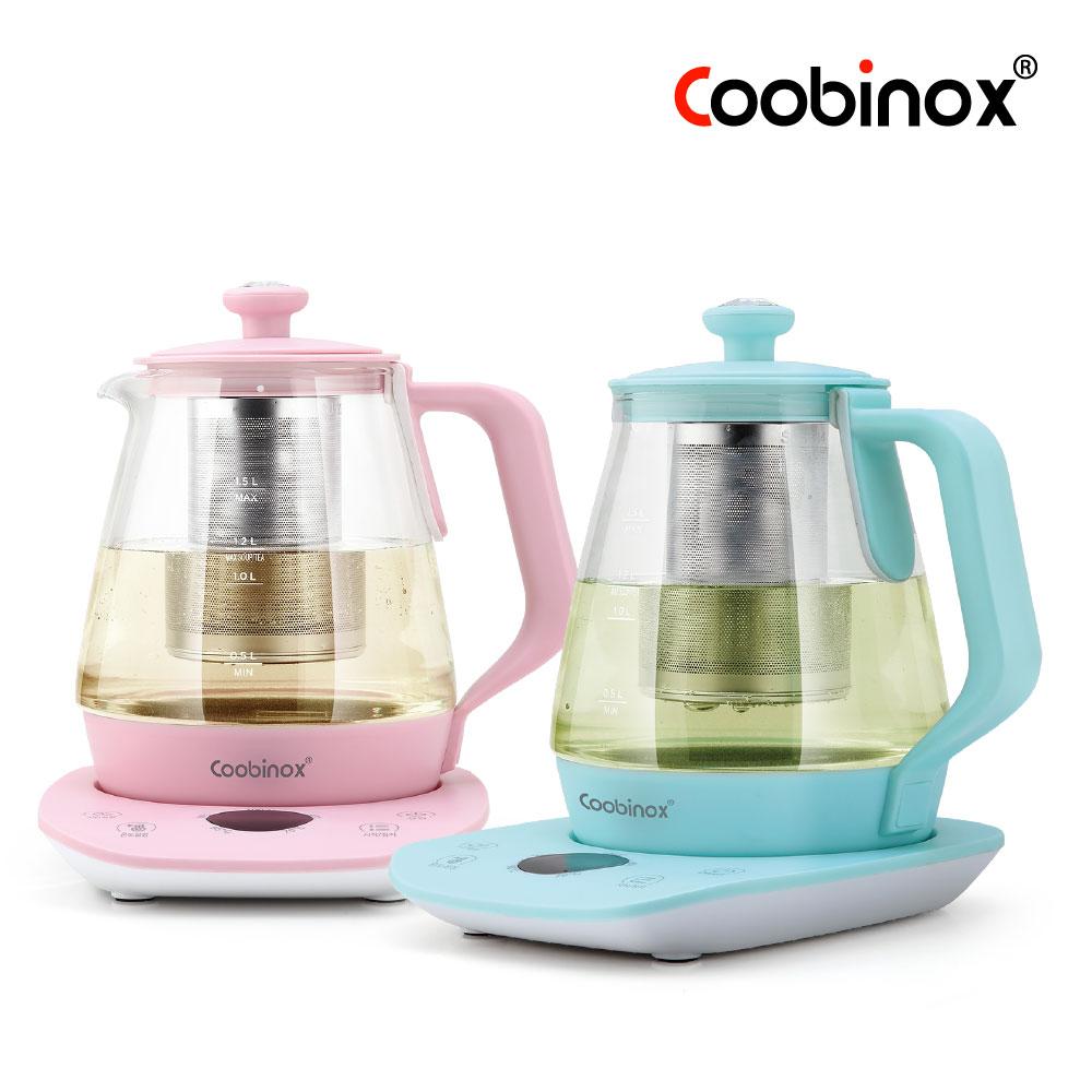 쿠비녹스 1.5L상떼 티메이커 CX-180TP / 민트,핑크 택1