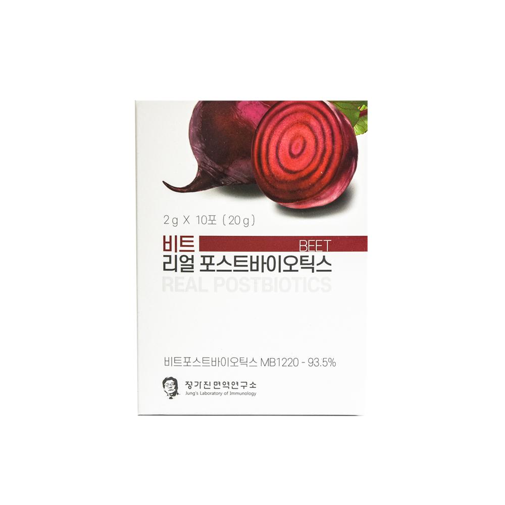 [정가진면역연구소] 비트 리얼 포스트바이오틱스