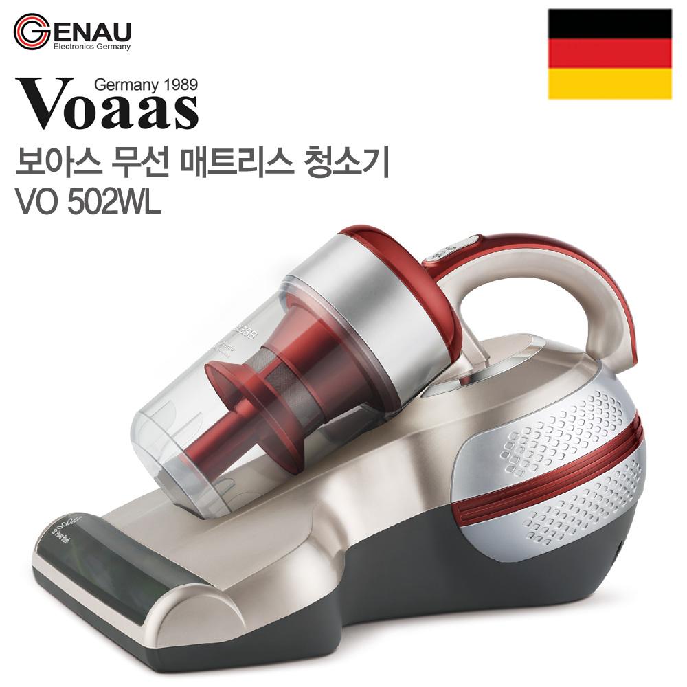 홍도매,[보아스]독일 VOAAS 보아스 무선 진드기 청소기 VO502WL