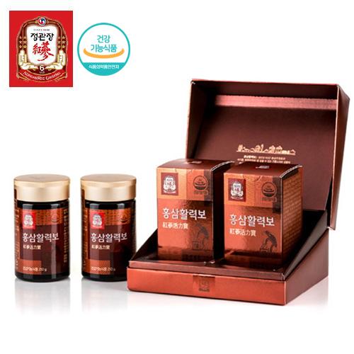 한국인삼공사 정관장 홍삼활력보세트 250g x 2병 + 쇼핑백