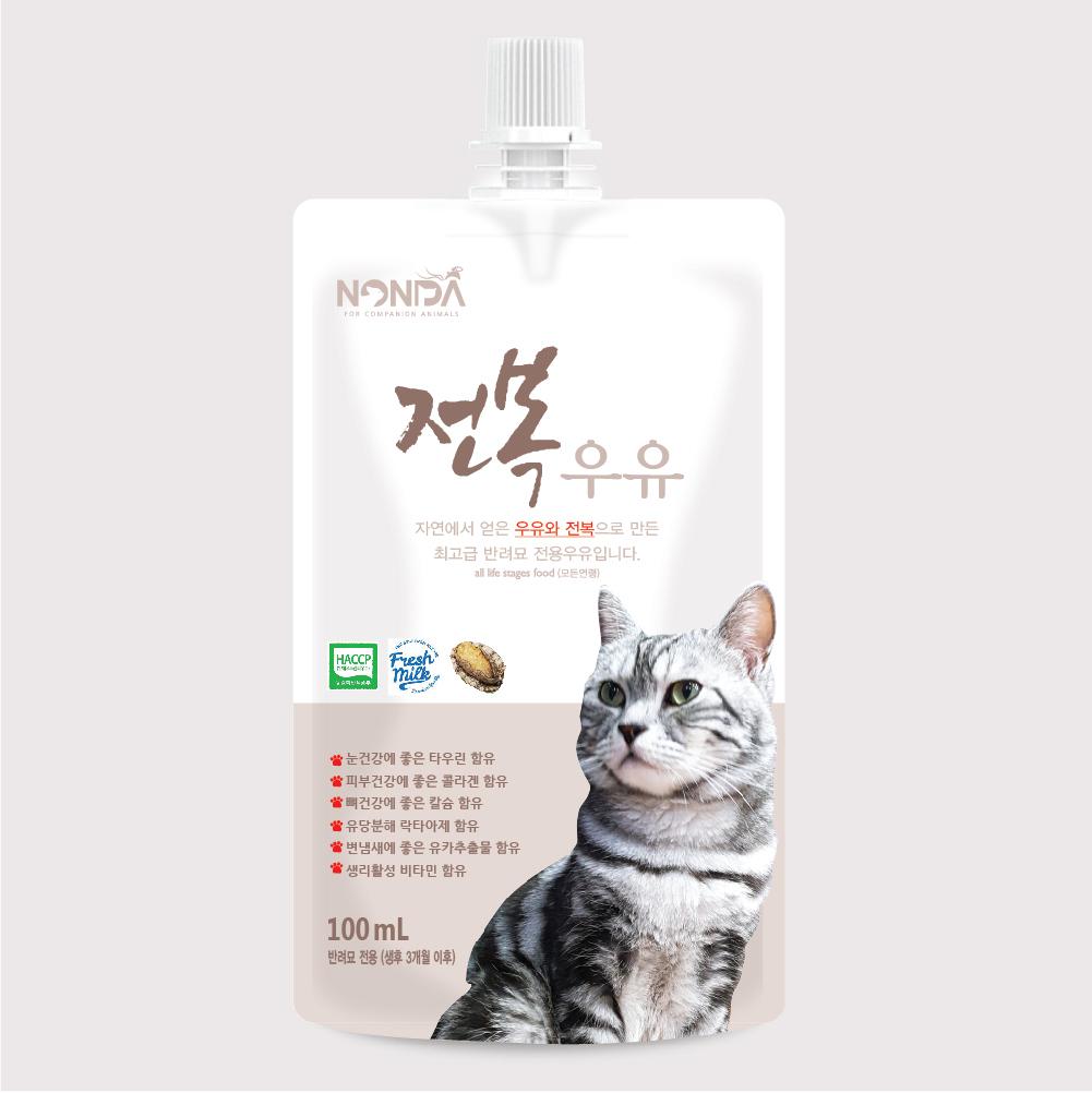 고양이 전북우유(for cat) 100ml