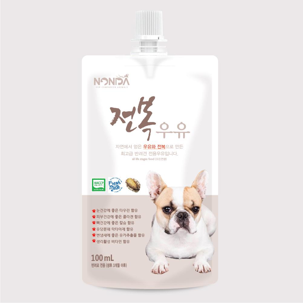 강아지 전북우유(for dog) 100ml