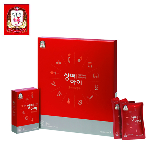 한국인삼공사 정관장 상떼아이 50ml x 30포 + 쇼핑백