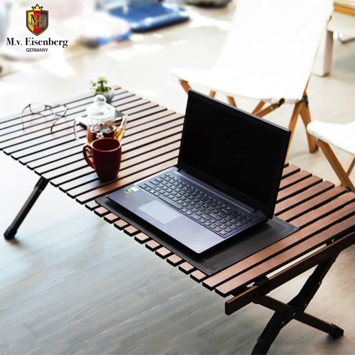 [아이젠베르그] The Forest 홈캠핑 테이블 특대형