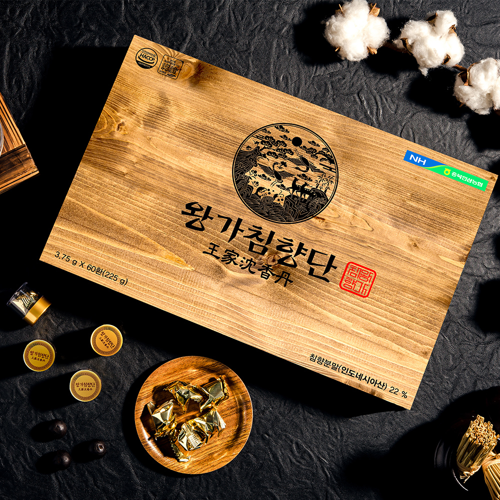 충북인삼농협 왕가침향단